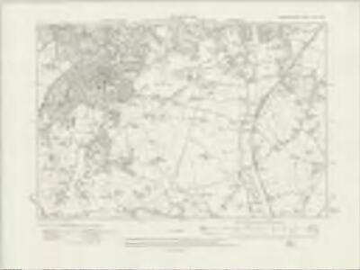 Warwickshire XIX.NW - OS Six-Inch Map