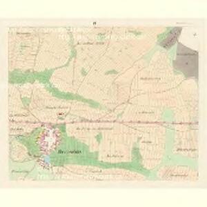 Hradeschitz (Hradessitz) - c2302-1-003 - Kaiserpflichtexemplar der Landkarten des stabilen Katasters