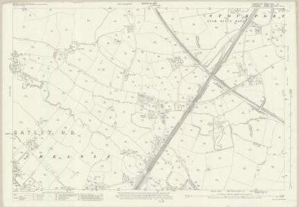 Lancashire CXIA.4 (includes: Cheadle And Gatley; Hazel Grove And Bramhall; Stockport) - 25 Inch Map