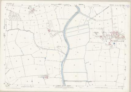 Yorkshire CCVII.6 (includes: Ellerton; North Duffield; Thorganby) - 25 Inch Map