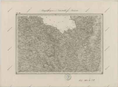 II. vojenské mapování 8