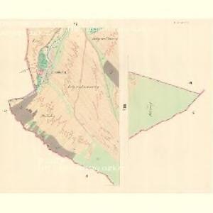 Lauka - m1623-1-005 - Kaiserpflichtexemplar der Landkarten des stabilen Katasters