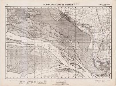 Lambert-Cholesky sheet 3835 (Zimnicea Vest)