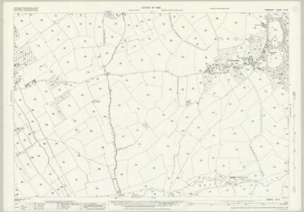 Somerset LIV.6 (includes: Batcombe; Evercreech; Milton Clevedon) - 25 Inch Map