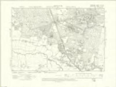 Berkshire XLVI.SE - OS Six-Inch Map