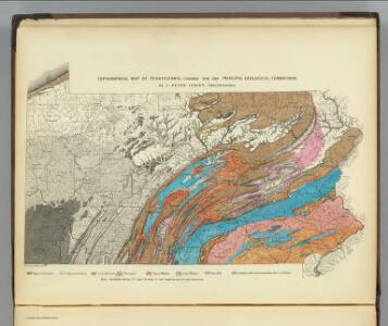 Penn. geological formations.