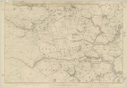 Yorkshire 118 - OS Six-Inch Map