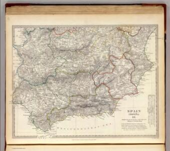 Spain. Espana III.