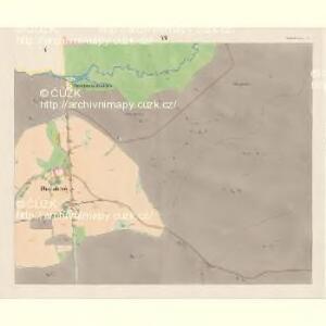 Neudorf - c5234-1-006 - Kaiserpflichtexemplar der Landkarten des stabilen Katasters