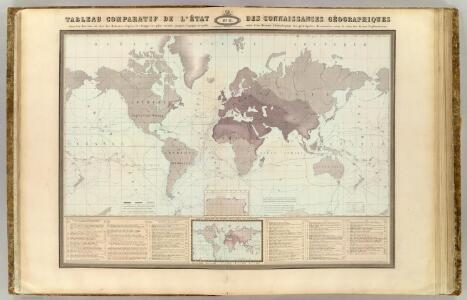Connaissances geographiques.