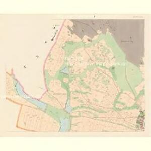 Bržežan (Bržežany) - c0607-1-002 - Kaiserpflichtexemplar der Landkarten des stabilen Katasters