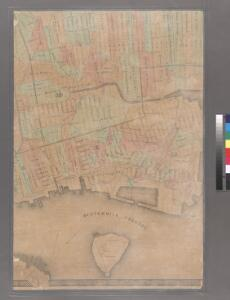 Plan of the city of Brooklyn, L.I. / by William Perris.