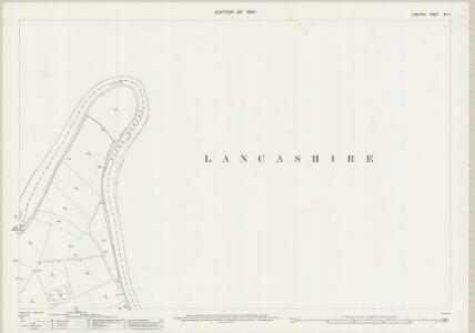 Cheshire XVI.7 (includes: Great Sankey; Warrington) - 25 Inch Map
