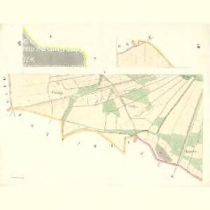 Wrchowin - c8857-1-005 - Kaiserpflichtexemplar der Landkarten des stabilen Katasters