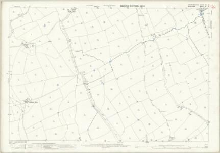 Hertfordshire XLV.2 (includes: Elstree; Ridge; Rowley; Shenley; South Mimms) - 25 Inch Map