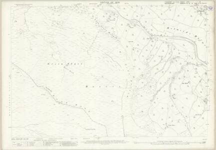 Yorkshire LXIII.12 (includes: Dent; Middleton) - 25 Inch Map