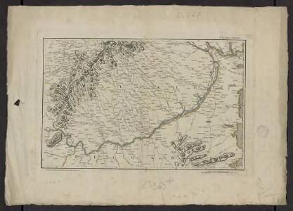 Théatre de la guerre actuelle, en Allemagne, en Pologne et en Turquie. n19, Valakie, Brancovani