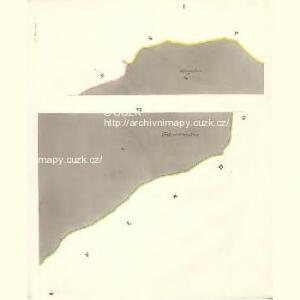 Neu Ullersdorf (Nowilosen) - m2051-1-001 - Kaiserpflichtexemplar der Landkarten des stabilen Katasters
