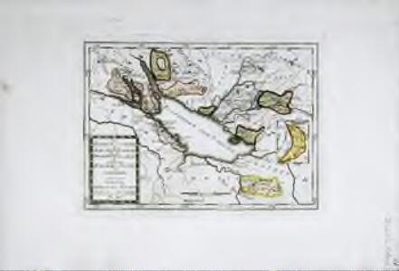 Das Bisthum Costanz, die Grafschaft Montfort