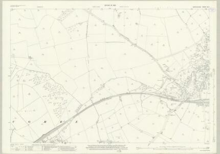 Oxfordshire IX.7 (includes: Bloxham; Milcombe; Tadmarton) - 25 Inch Map