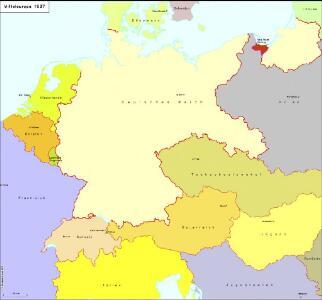 Mitteleuropa 1937