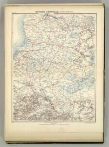 Europe Centrale (Partie Orientale).