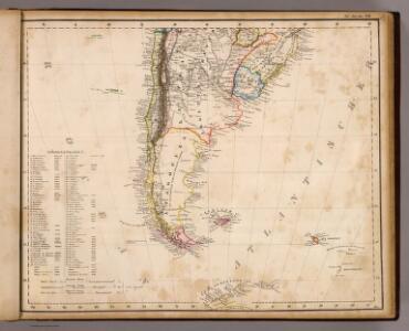 Sud-America III.