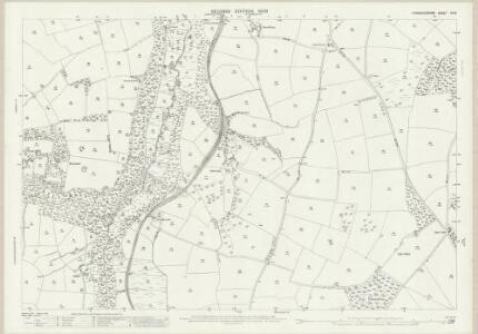 Pembrokeshire VII.6 (includes: Cilgerran; Llanfihangel Penbedw; Maenordeifi) - 25 Inch Map